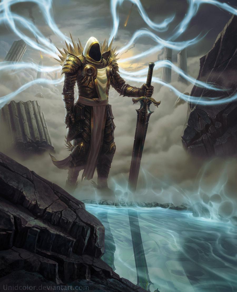 Арт к игре Diablo III