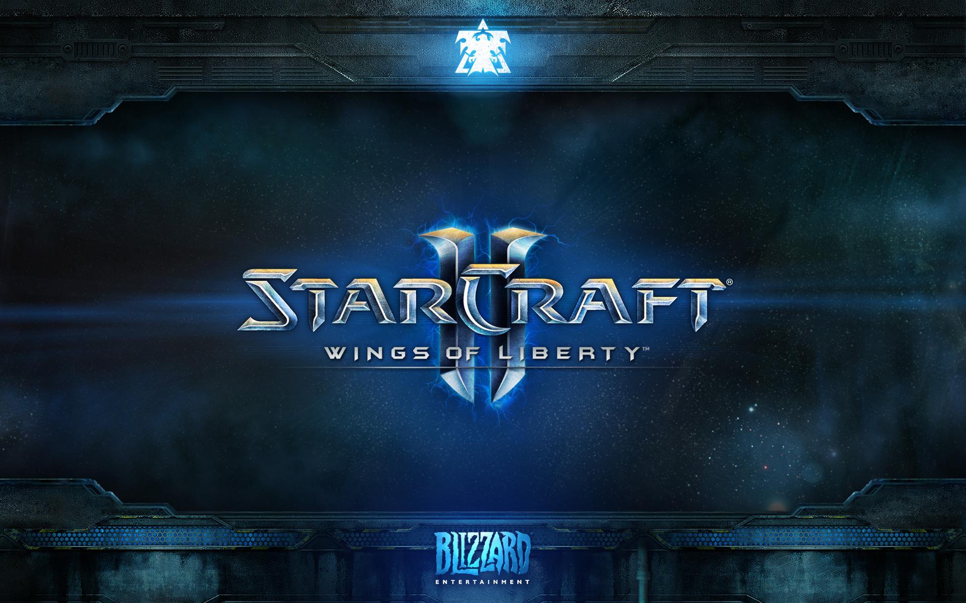 Арт к игре StarCraft II: Wings of Liberty