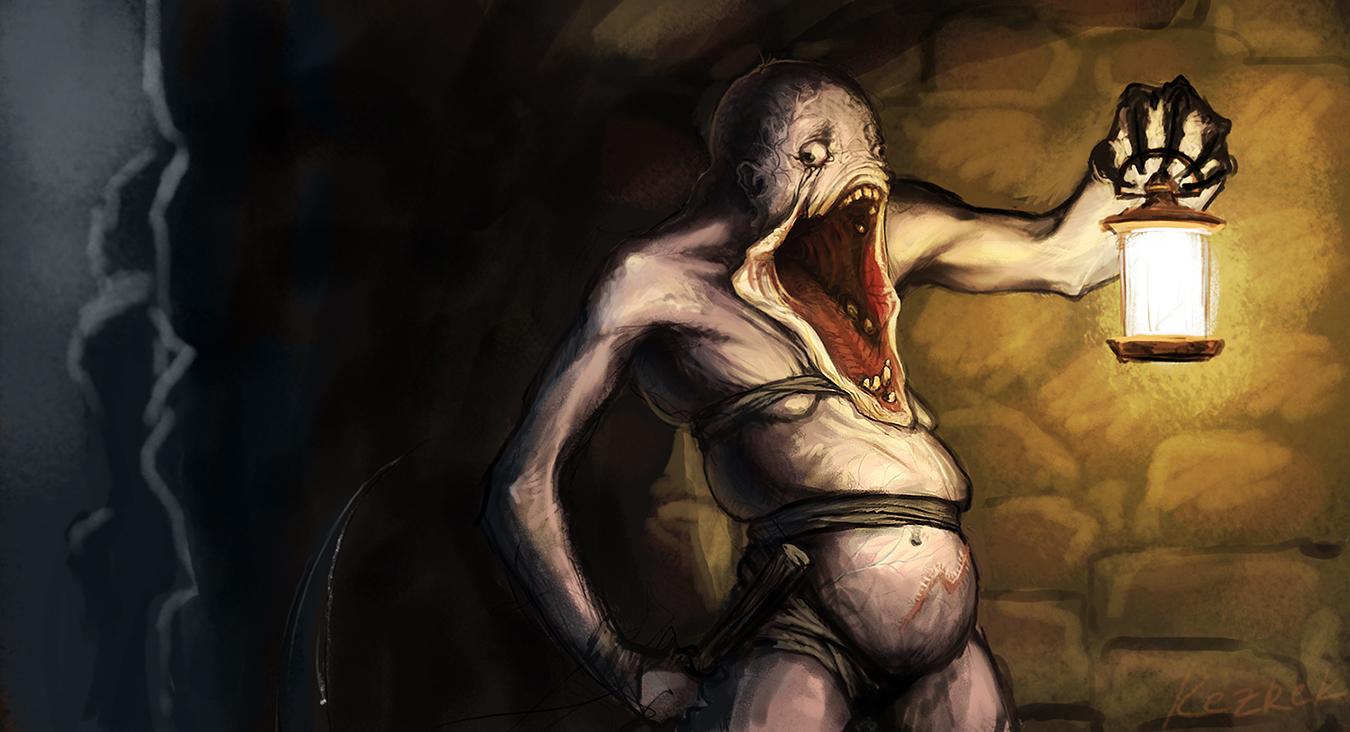 Арт к игре Amnesia: The Dark Descent