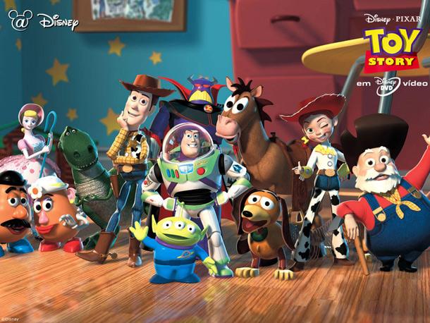 Арт к игре Disney-Pixar Toy Story Mania!