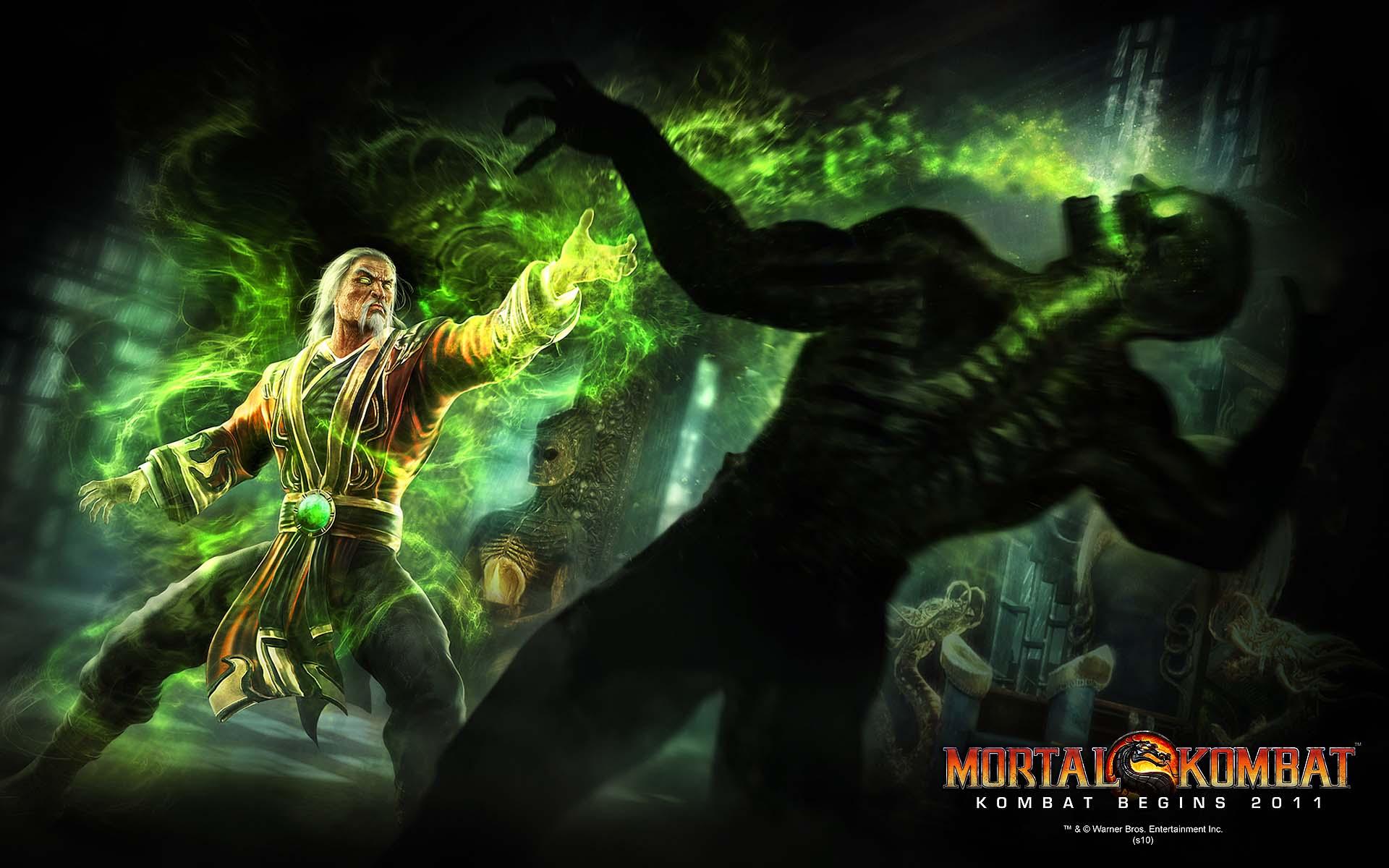 Арт к игре Mortal Kombat 9