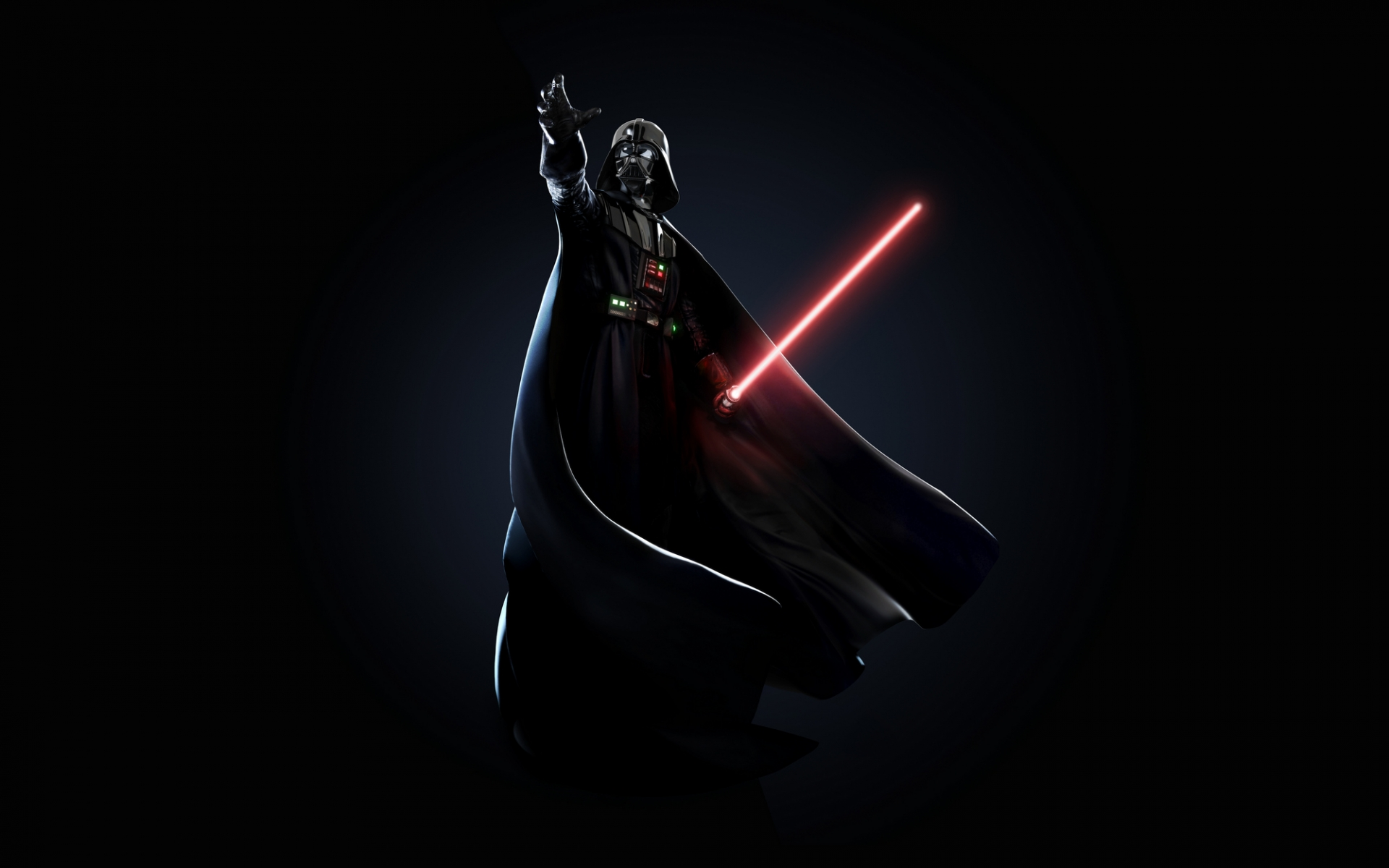 Арт к игре Star Wars: The Force Unleashed Ultimate Sith Edition
