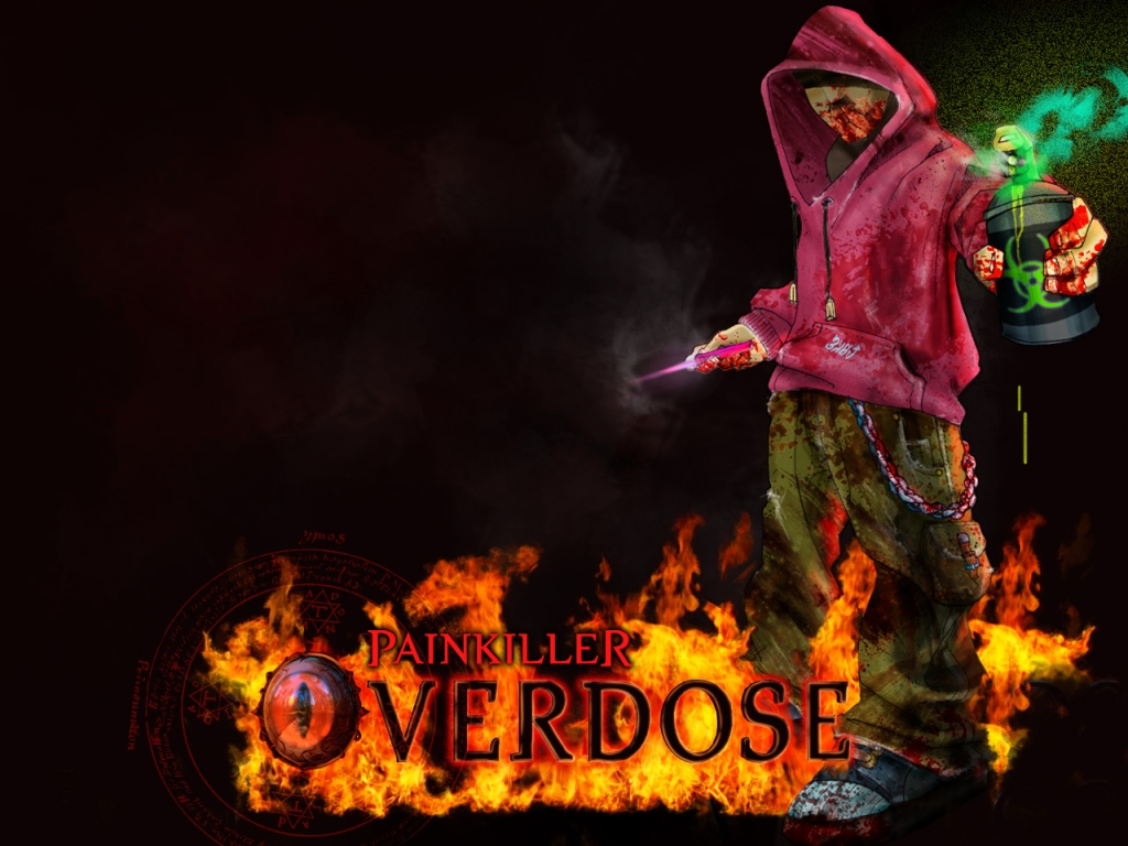 Арт к игре Painkiller: Overdose