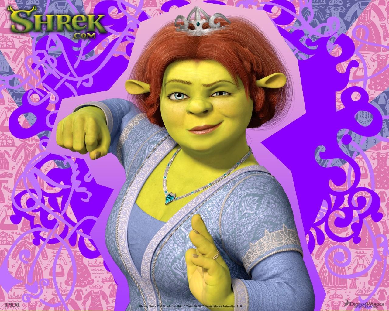 Арт к игре Shrek 2: The Game