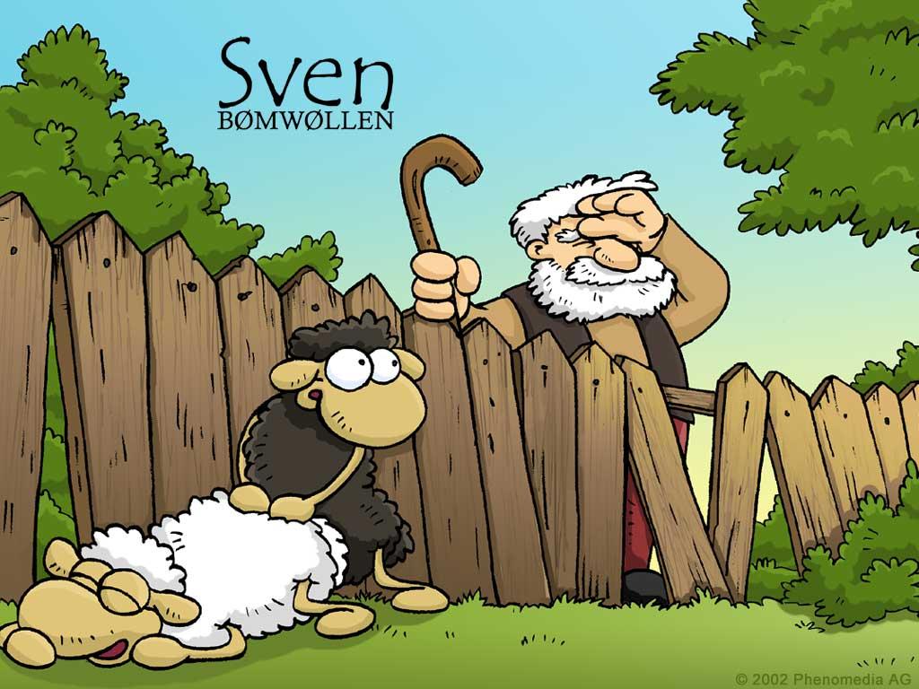 Арт к игре Sven Bomwollen