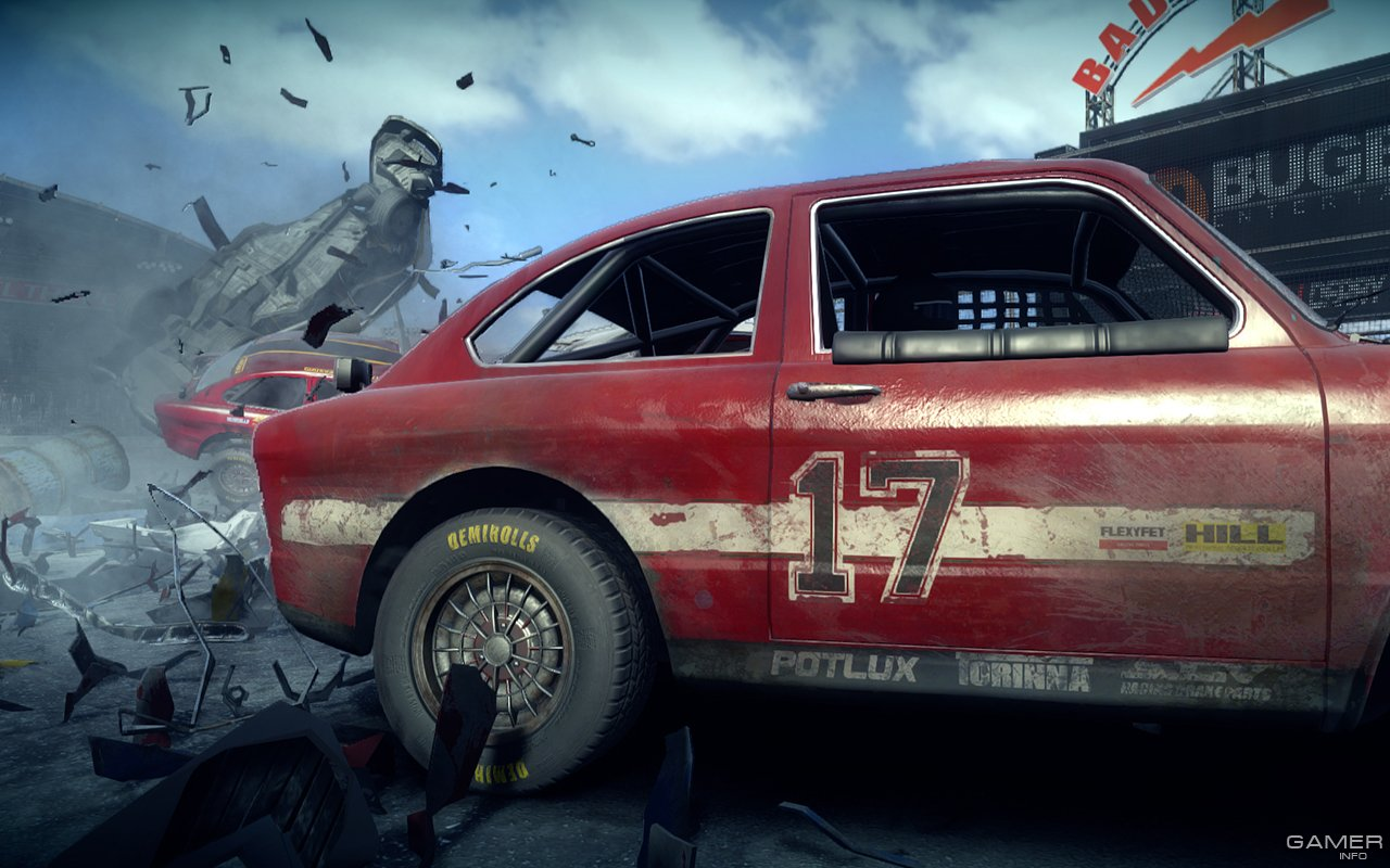 Арт к игре Next Car Game: Wreckfest