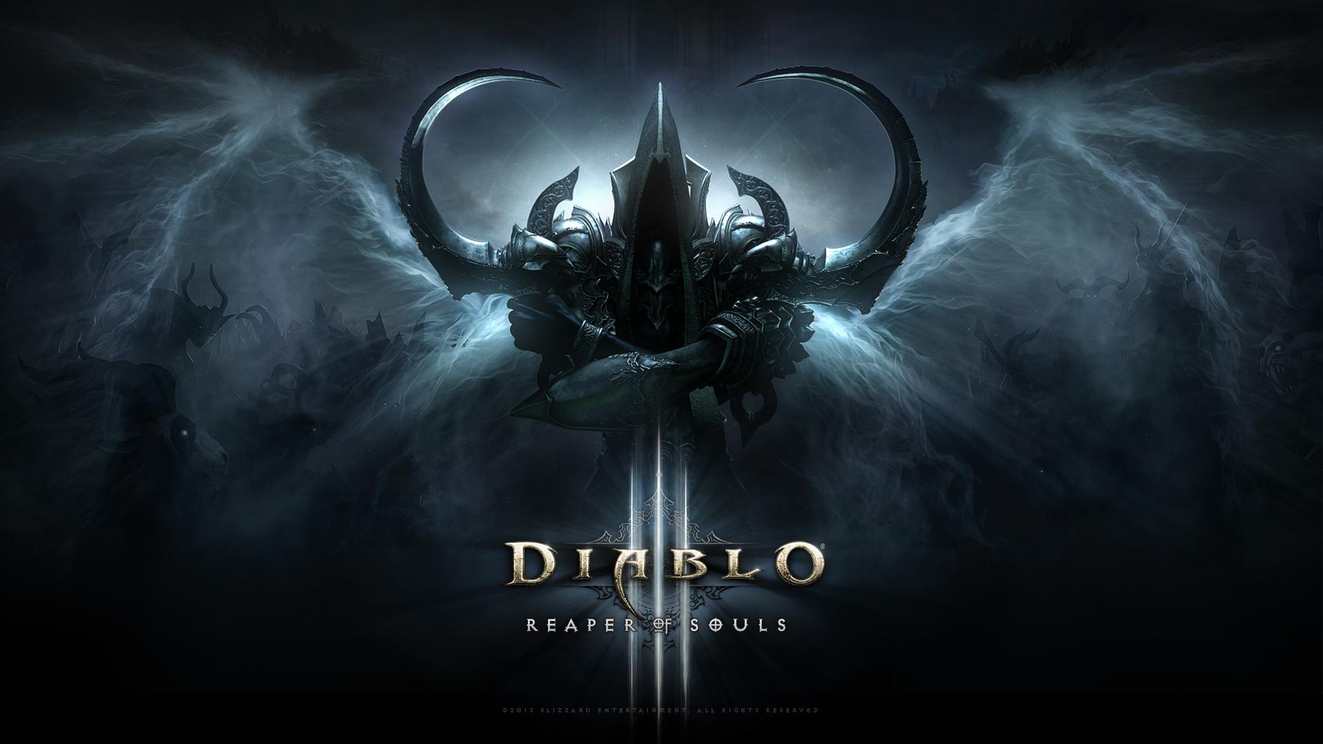 Арт к игре Diablo 3: Reaper of Souls