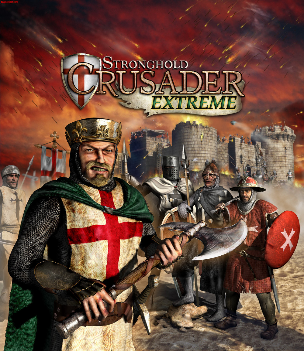 Арт к игре Stronghold: Crusader Extreme