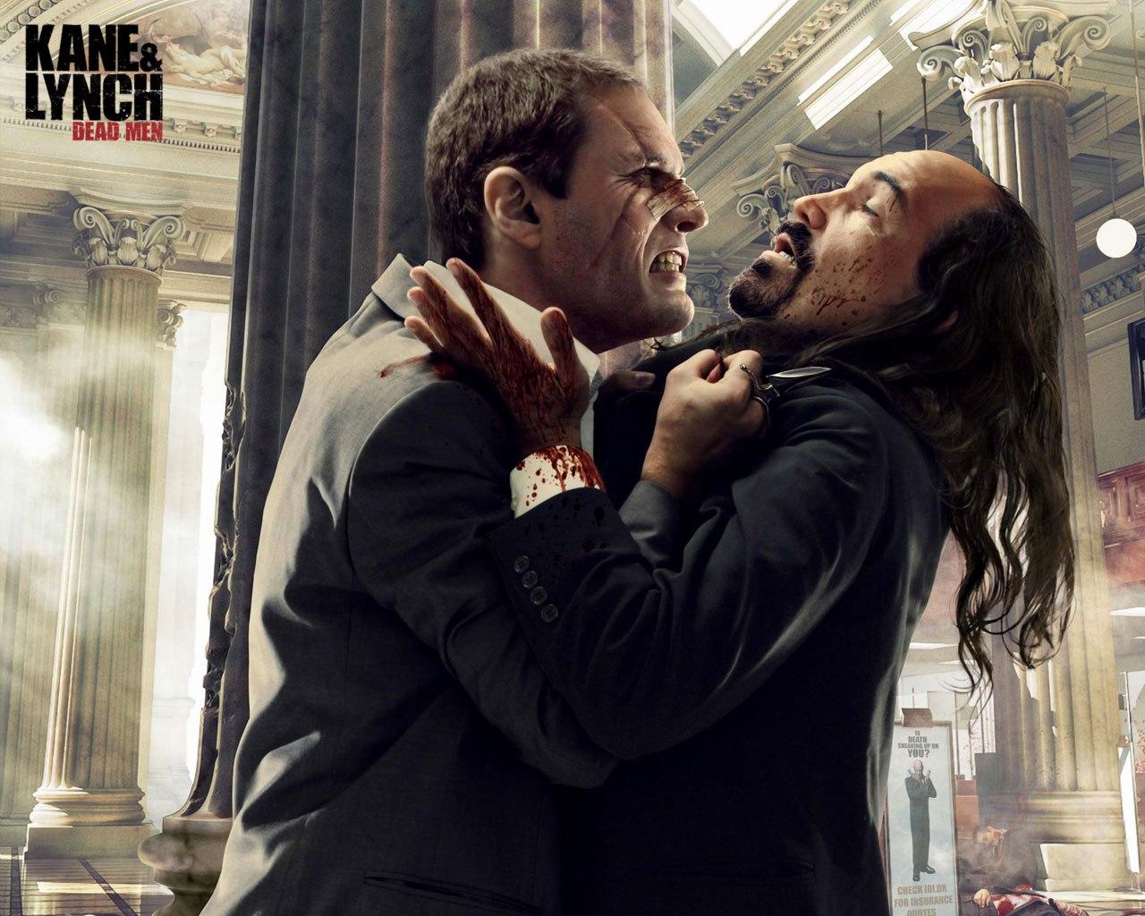 Арт к игре Kane and Lynch: Dead Men