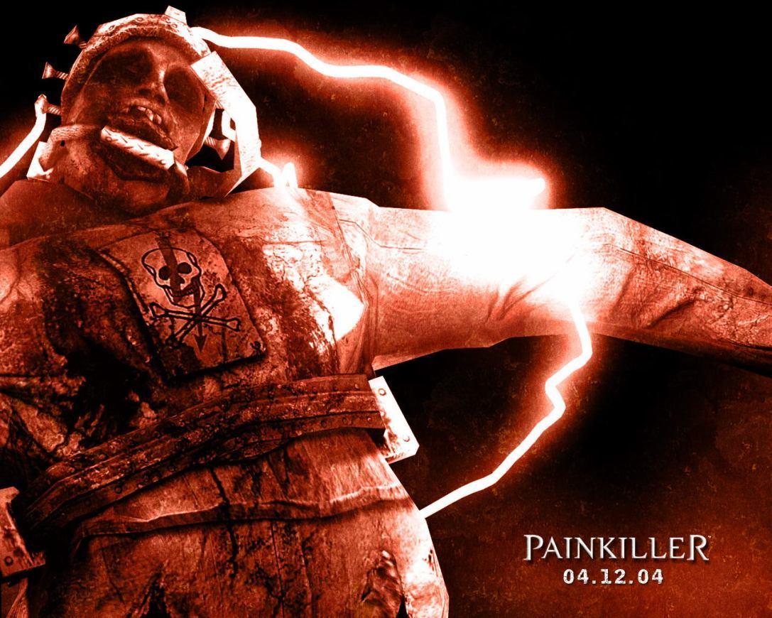 Арт к игре Painkiller