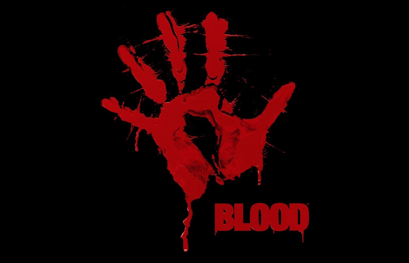 Арт к игре Blood
