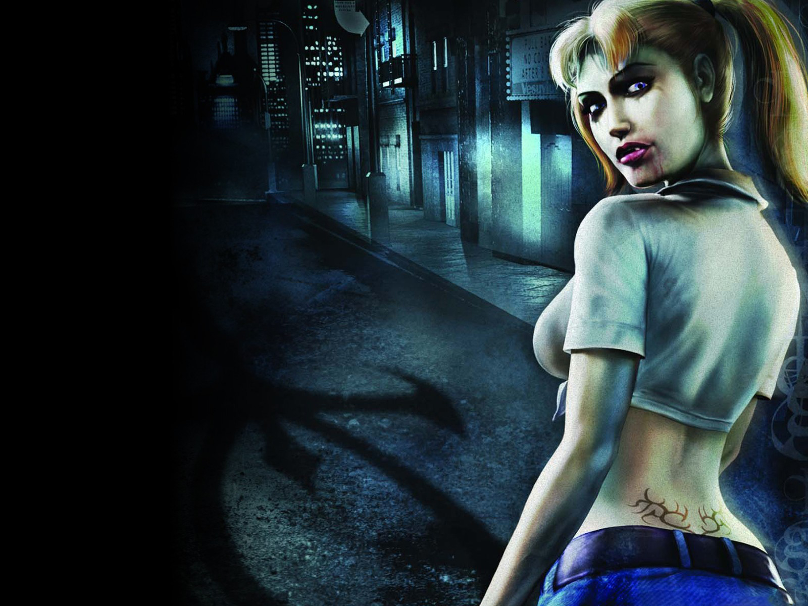 Арт к игре Vampire: The Masquerade - Bloodlines