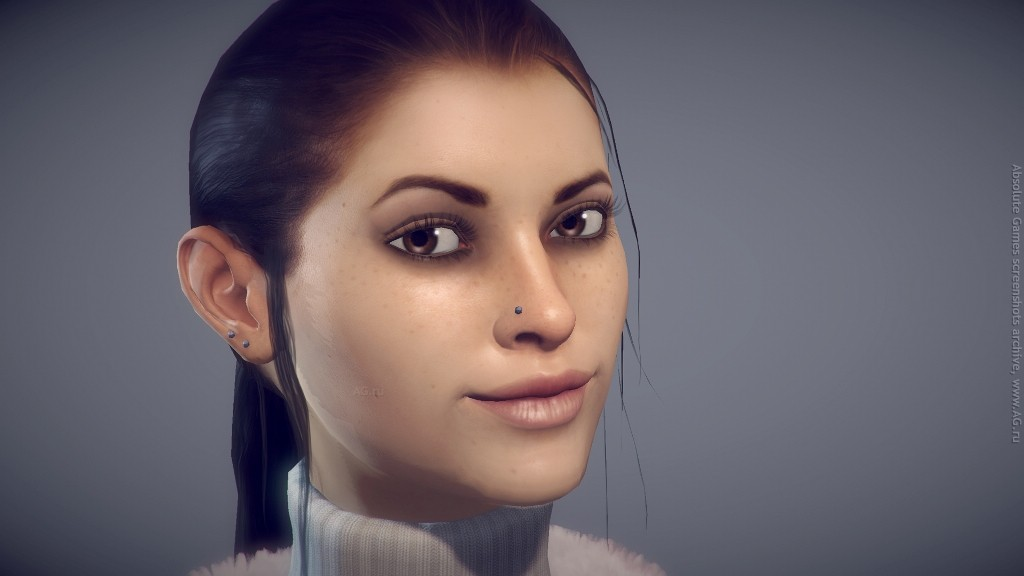 Арт к игре Dreamfall Chapters