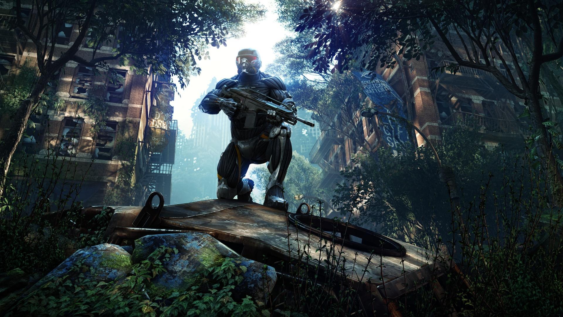 Арт к игре Crysis 3