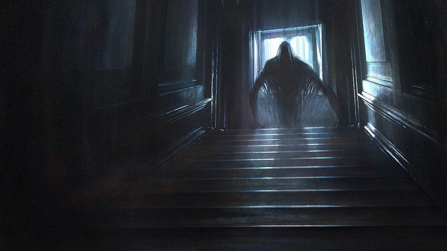 Арт к игре Murdered: Soul Suspect