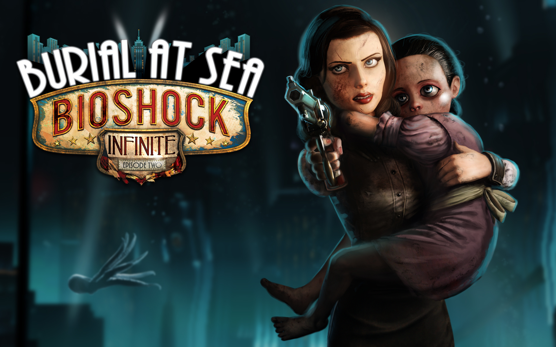Арт к игре BioShock Infinite: Burial at Sea - Episode Two