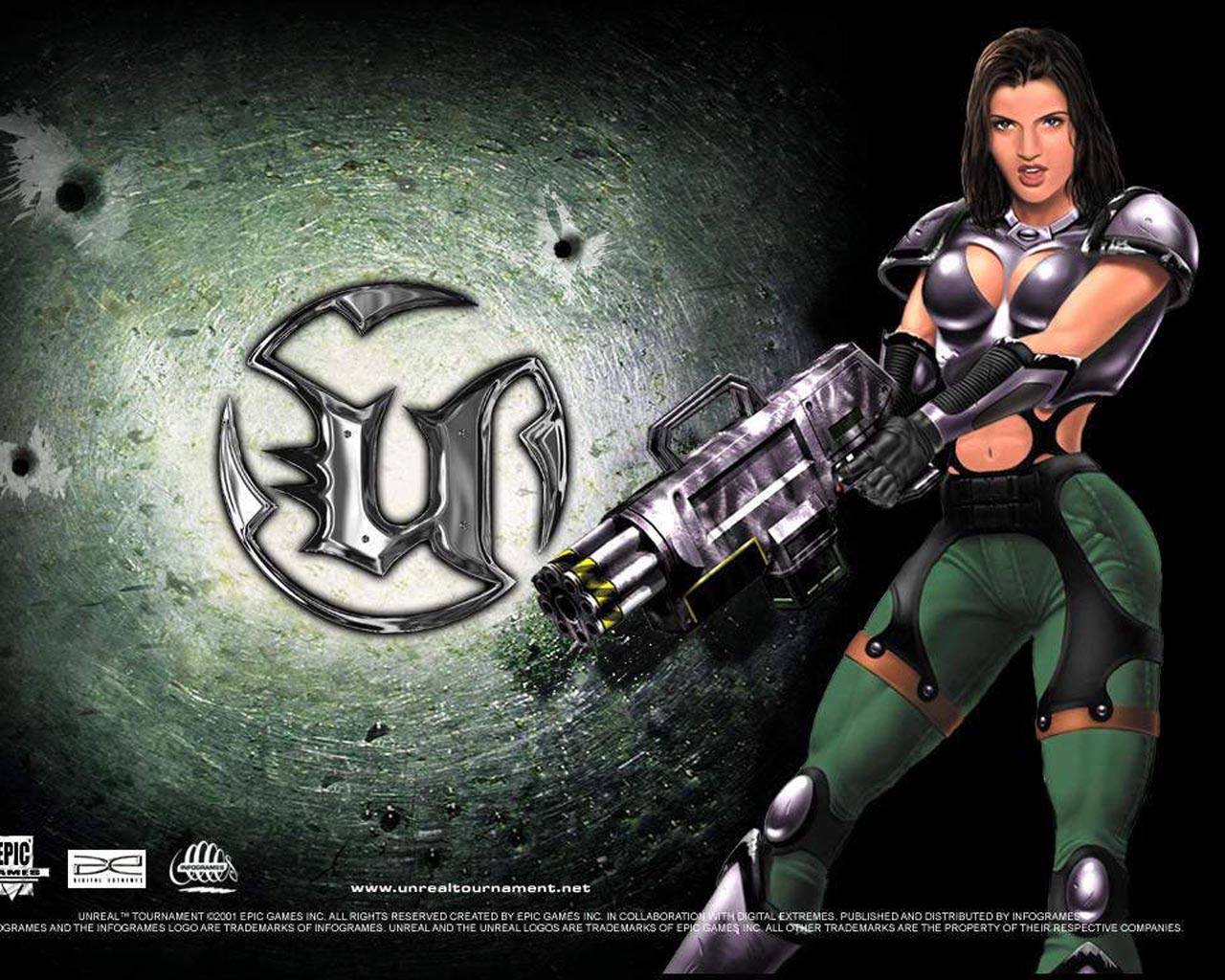 Арт к игре Unreal Tournament