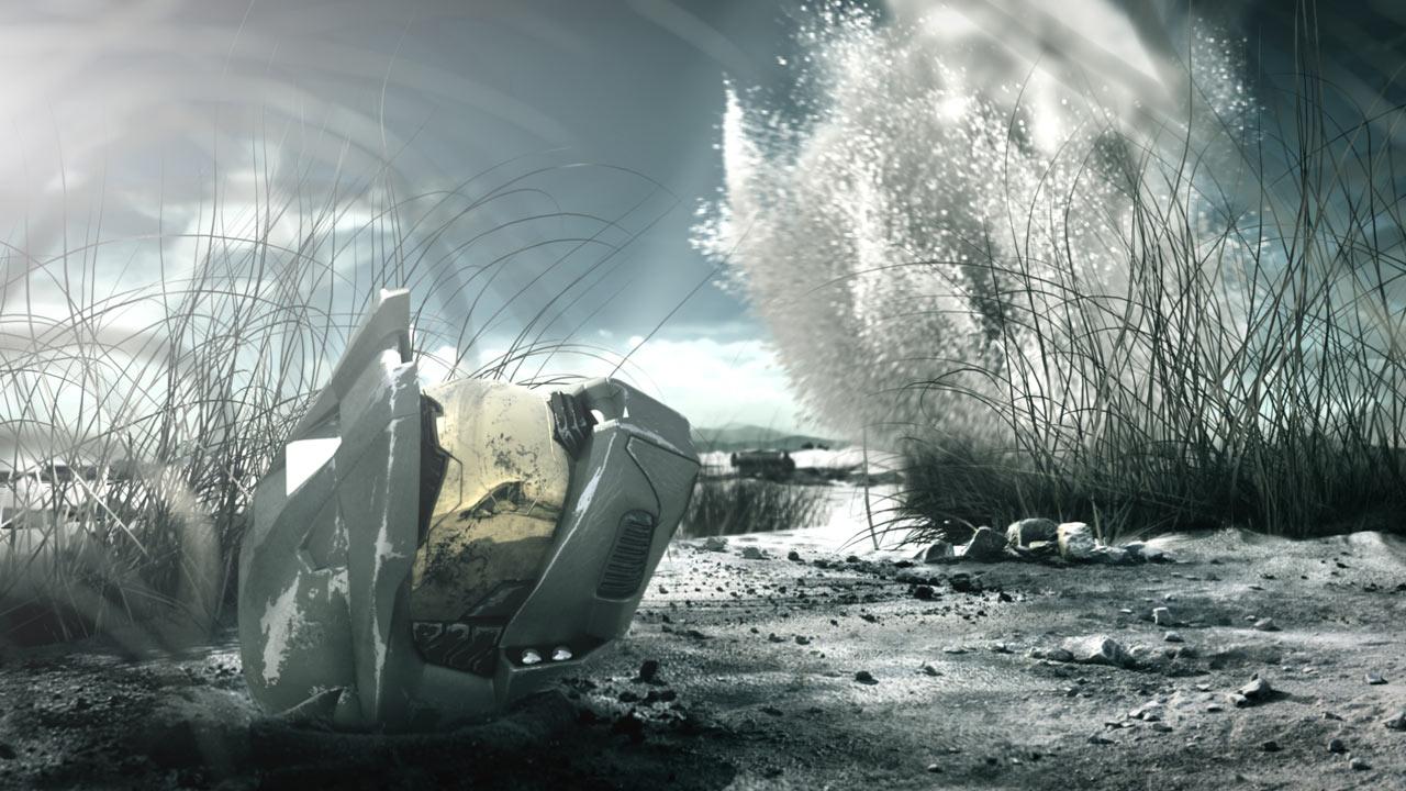 Арт к игре Halo 3