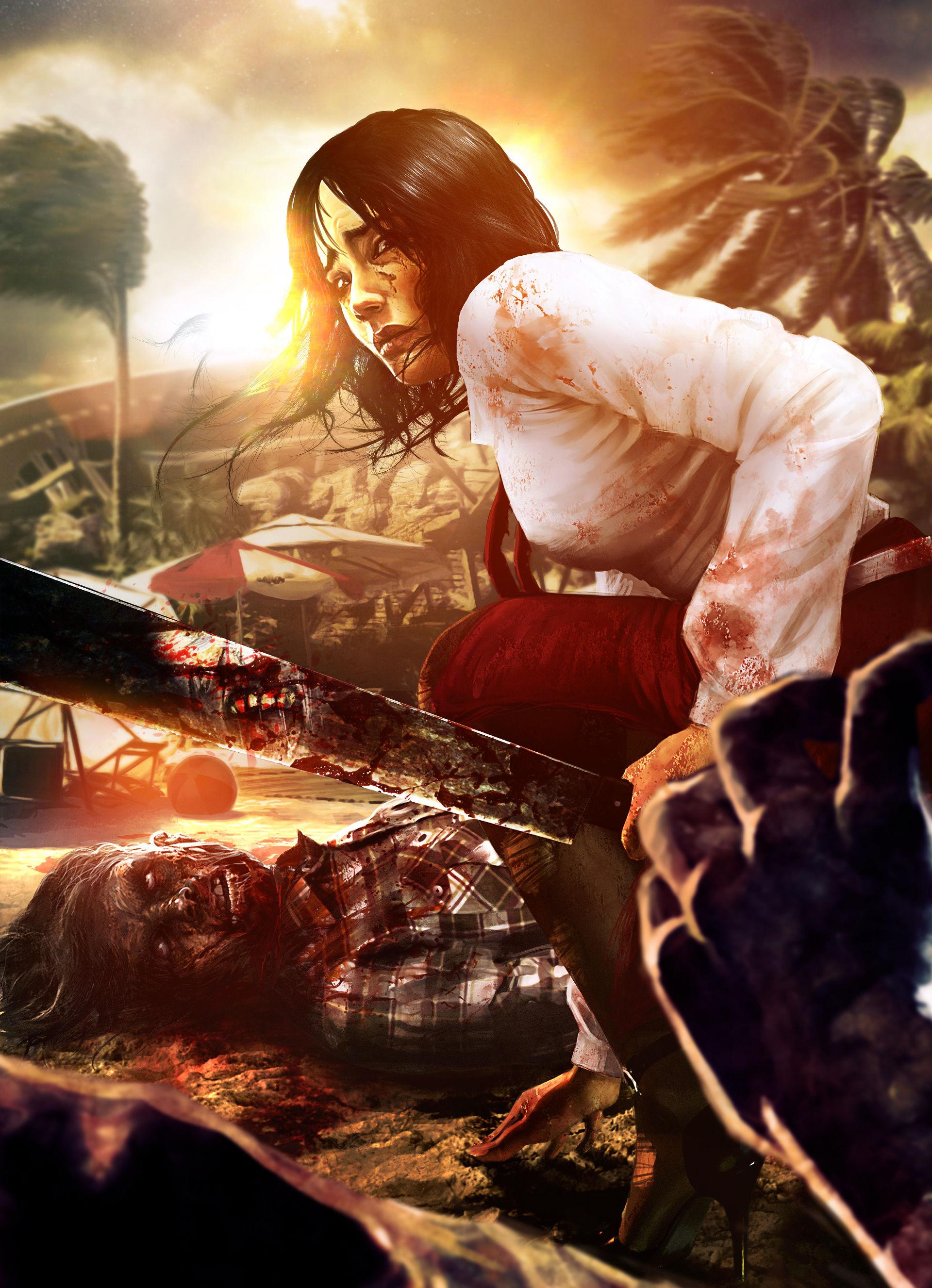 Арт к игре Dead Island