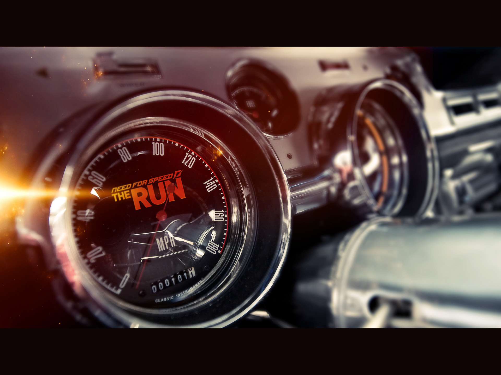 Арт к игре Need for Speed: The Run
