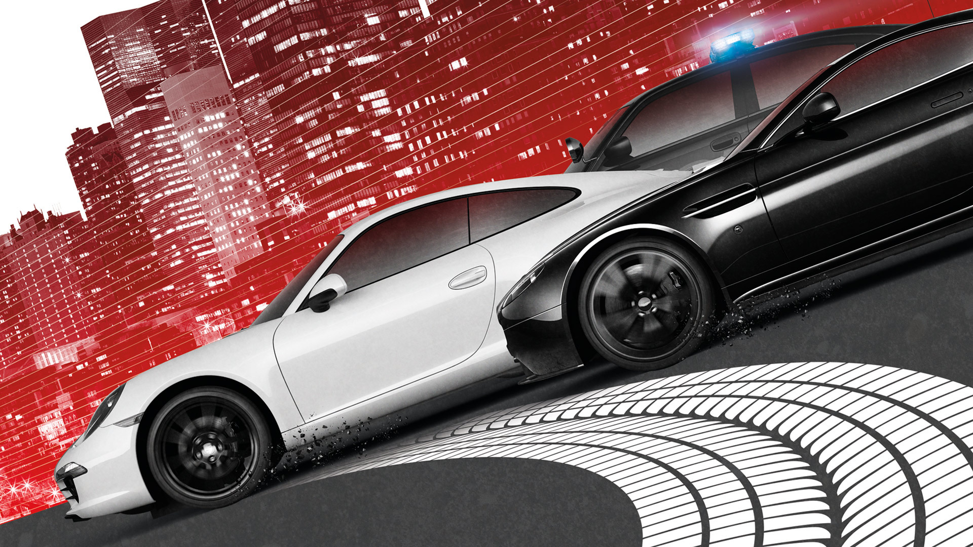 Арт к игре Need for Speed: Most Wanted 2012