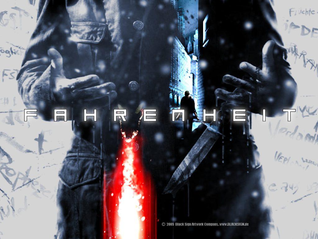 Арт к игре Fahrenheit: Indigo Prophecy