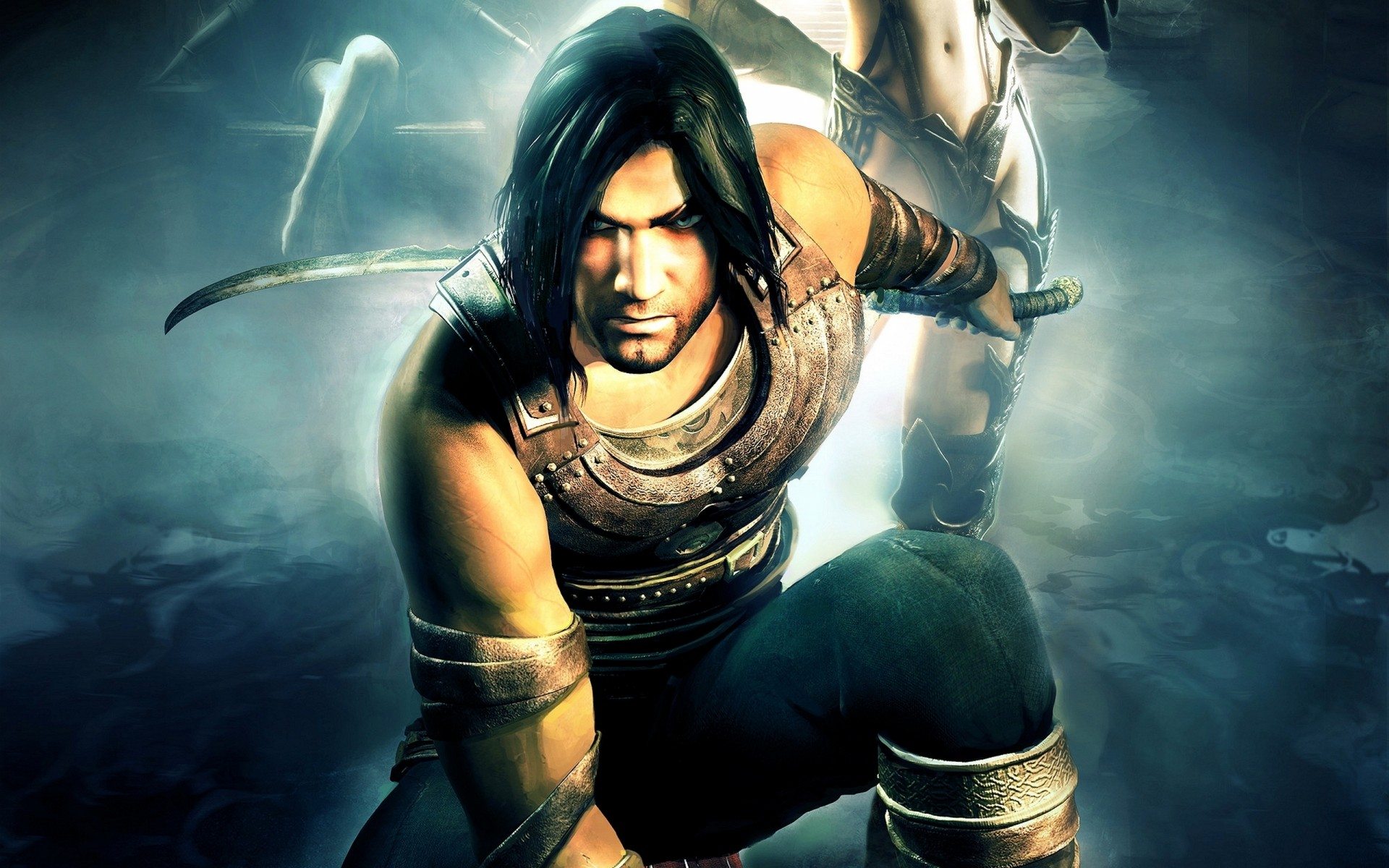 Арт к игре Prince of Persia: Warrior Within
