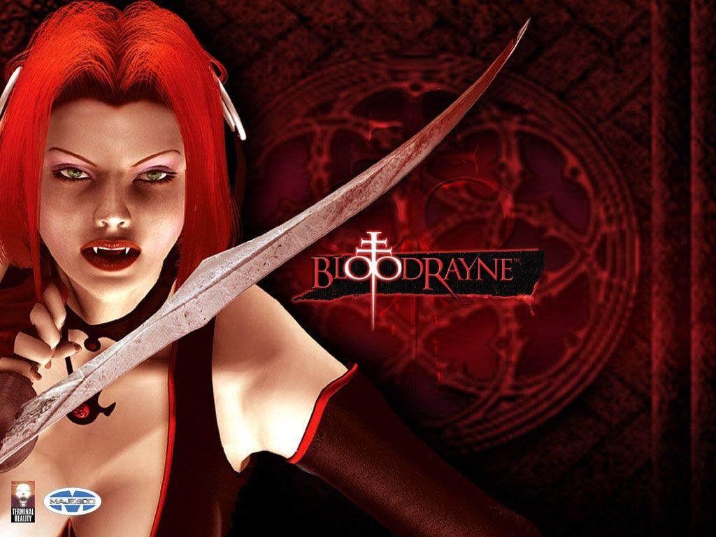 Арт к игре BloodRayne