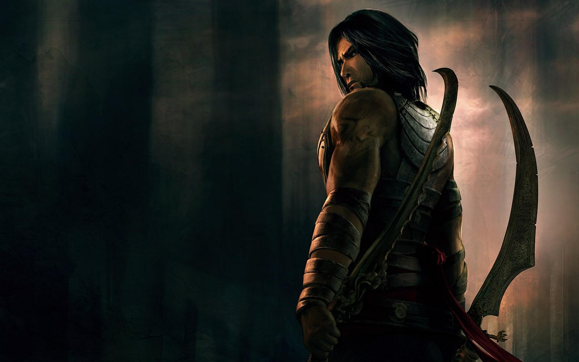 Арт к игре Prince of Persia: Warrior Within