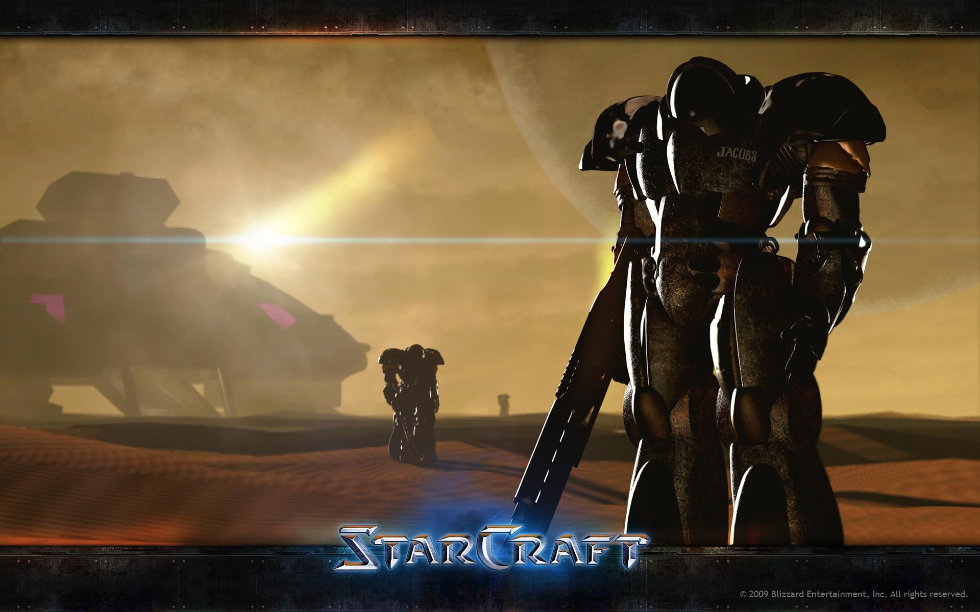 Арт к игре StarCraft