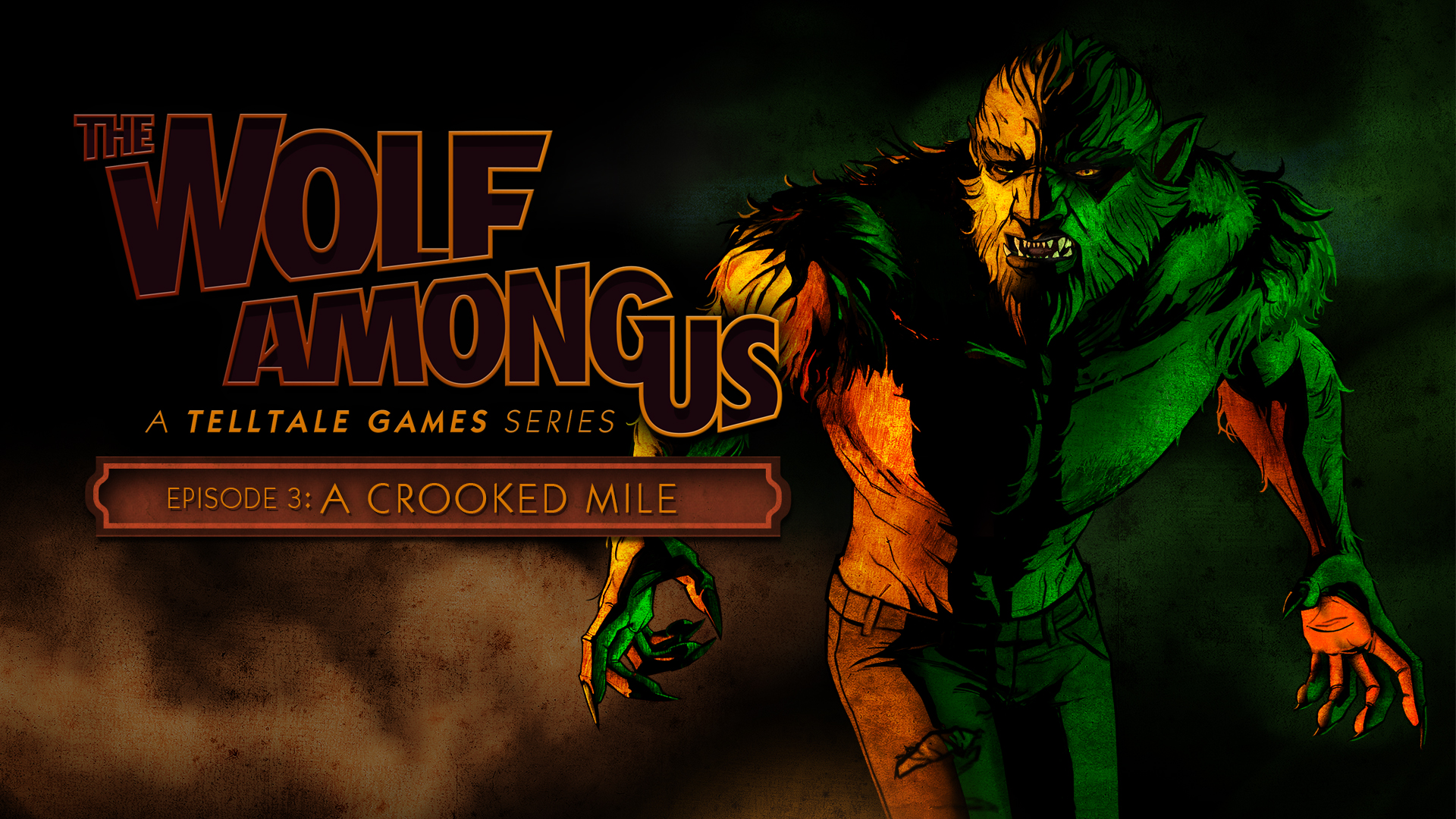 Арт к игре The Wolf Among Us - Episode 3: A Crooked Mile