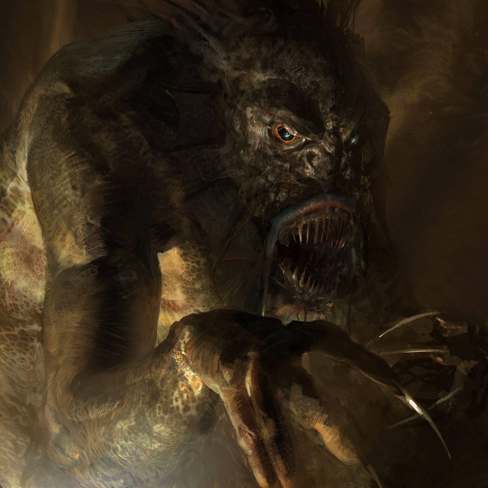 Арт к игре Call of Cthulhu: Dark Corners of the Earth
