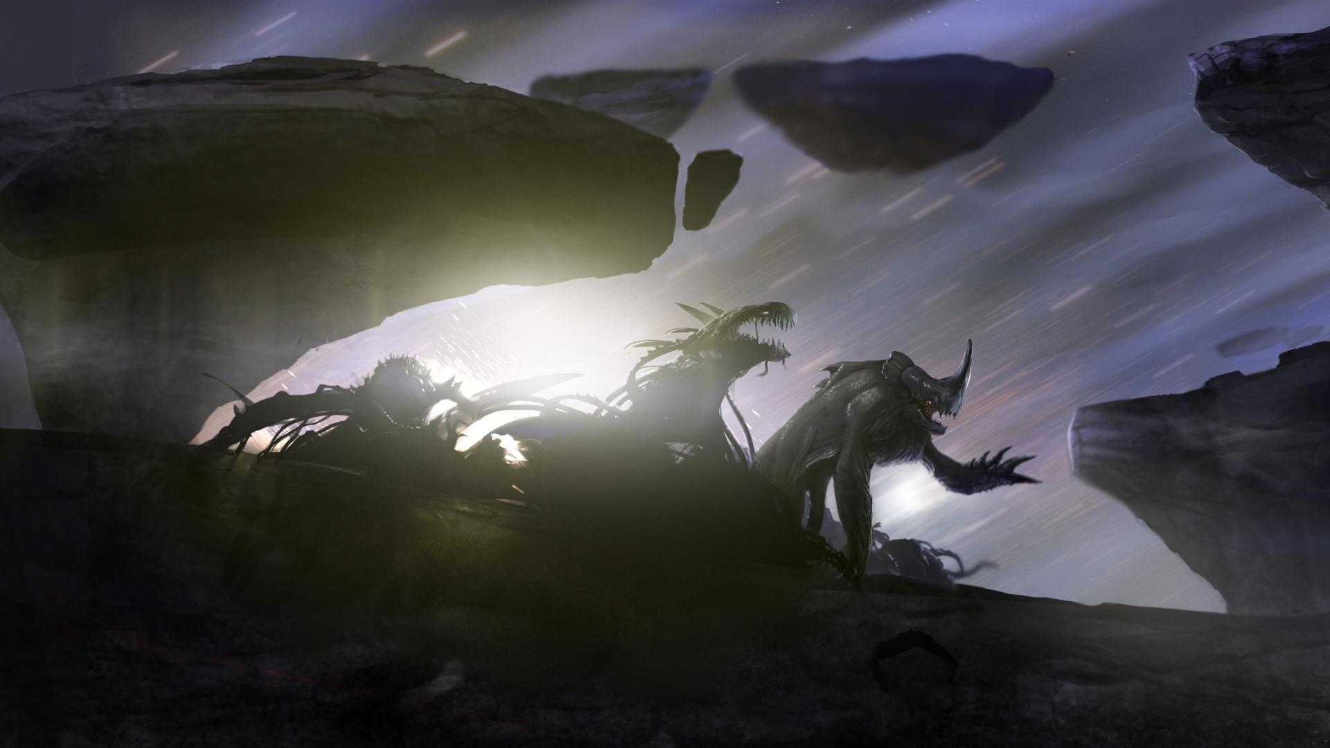 Арт к игре Darkspore