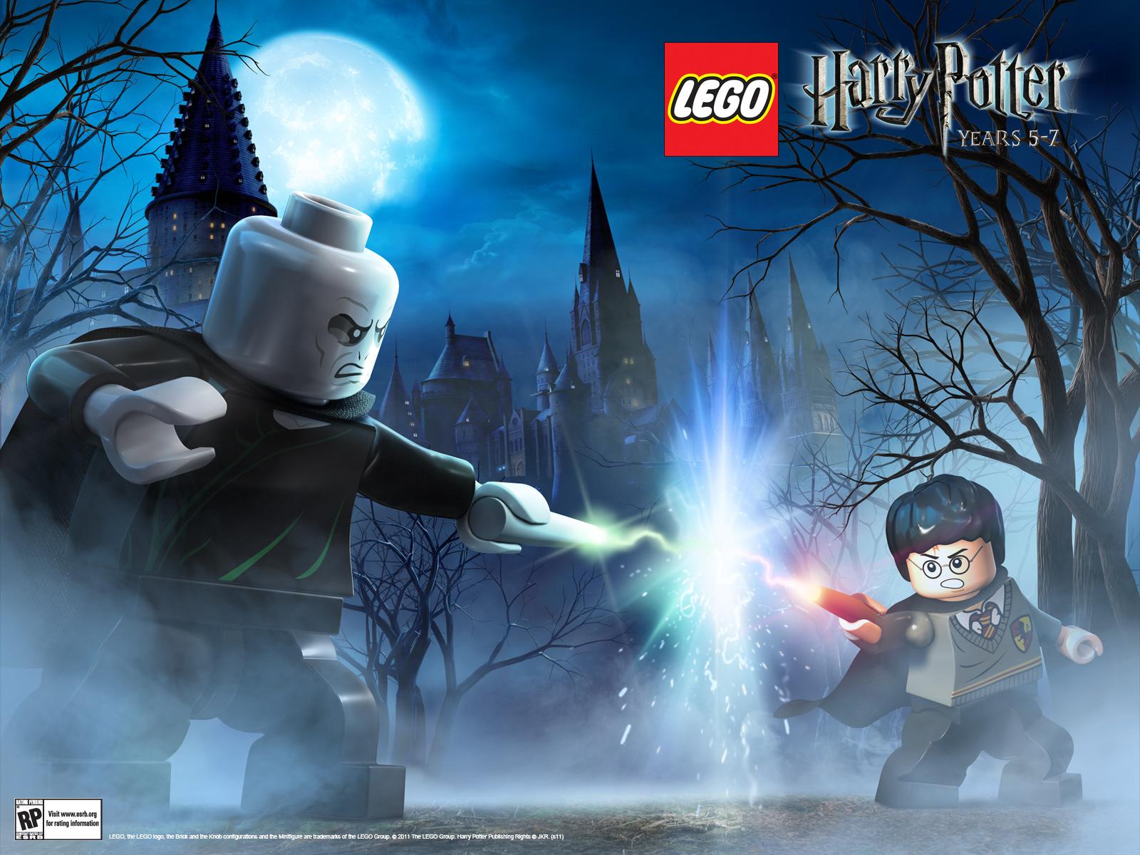 Арт к игре LEGO Harry Potter: Years 5-7