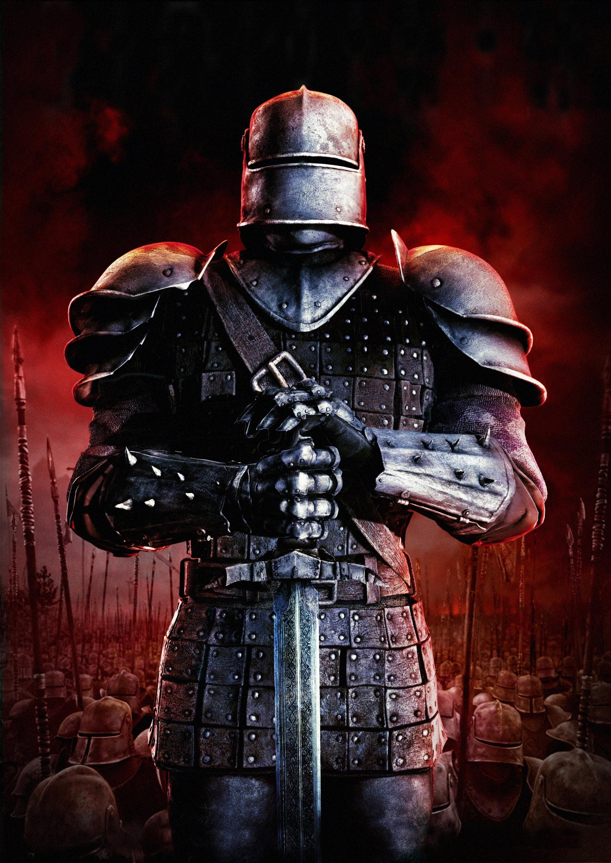 Черный рыцарь ингрид 13 фотография
