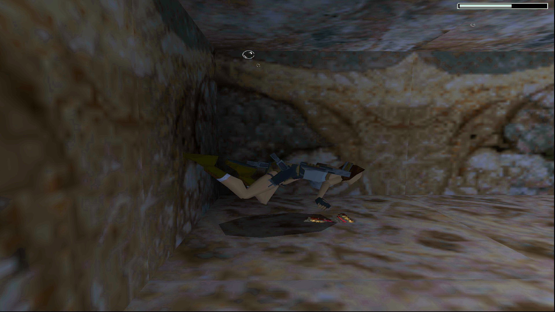 Арт к игре Tomb Raider: Unfinished Business