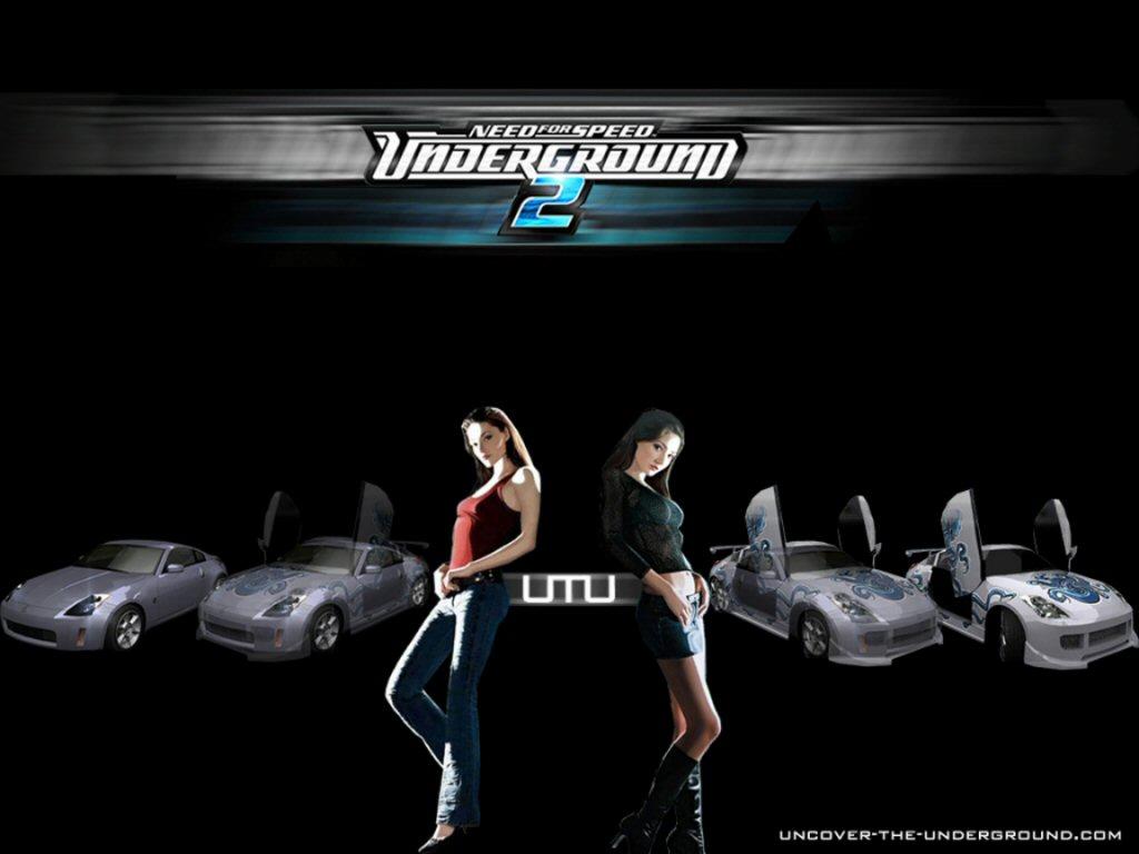 Арт к игре Need for Speed: Underground 2