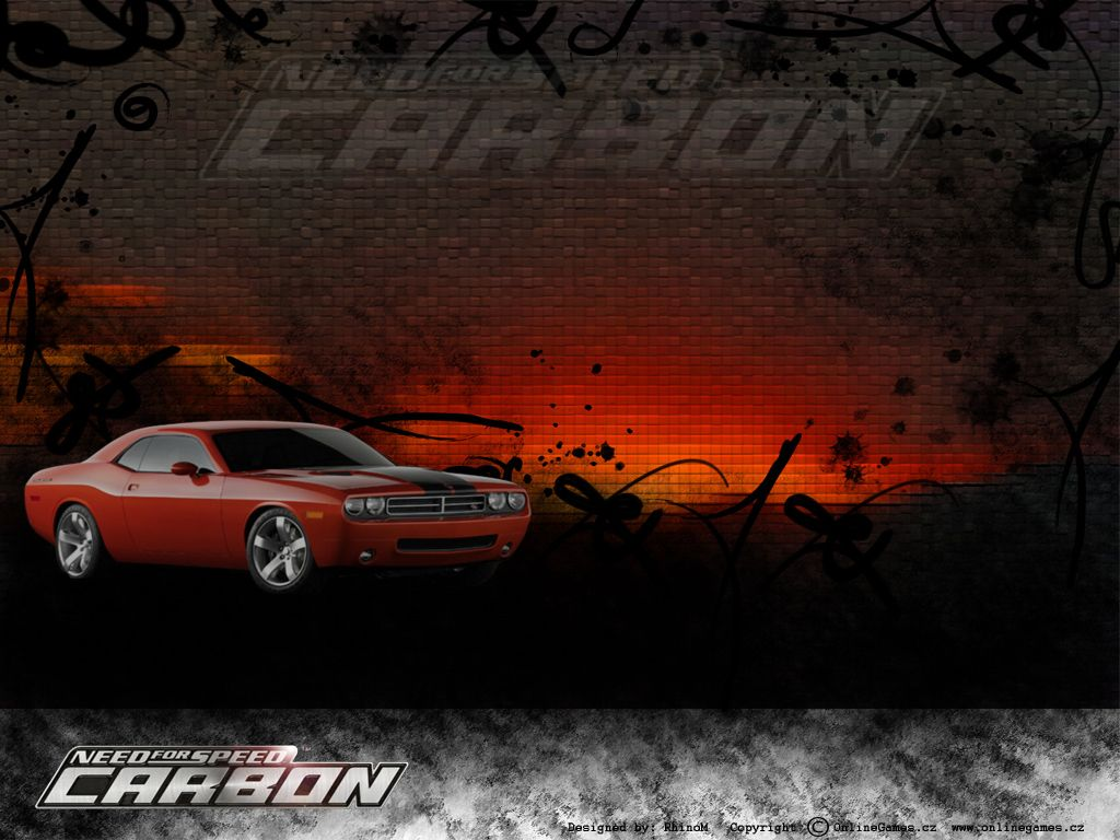 Арт к игре Need for Speed Carbon