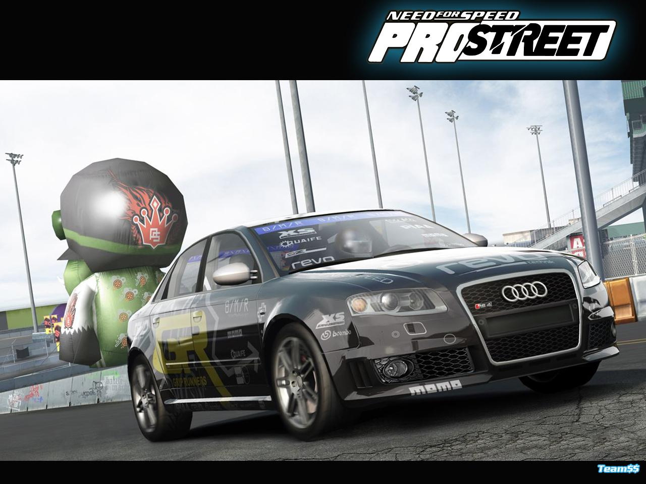 Арт к игре Need for Speed: ProStreet