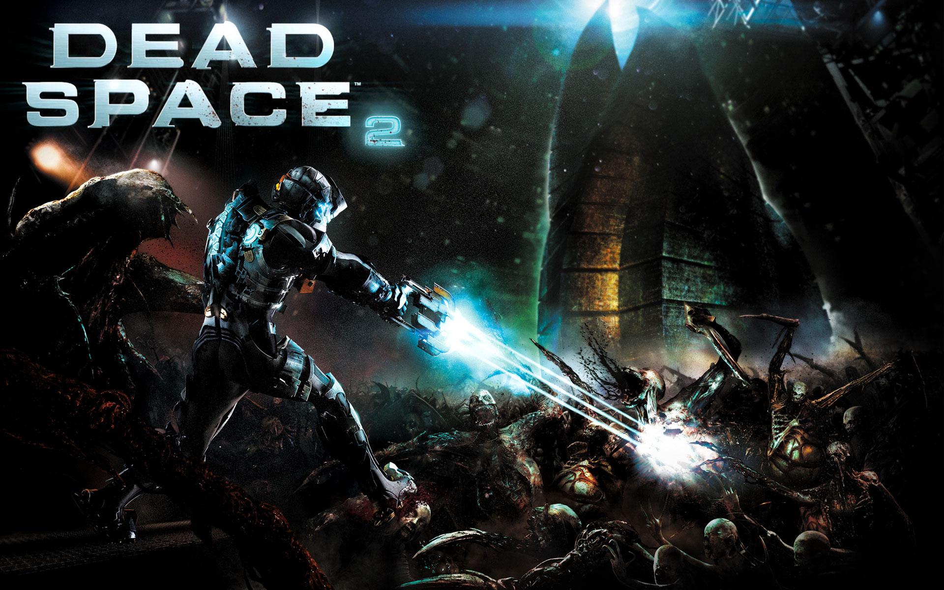 Арт к игре Dead Space 2
