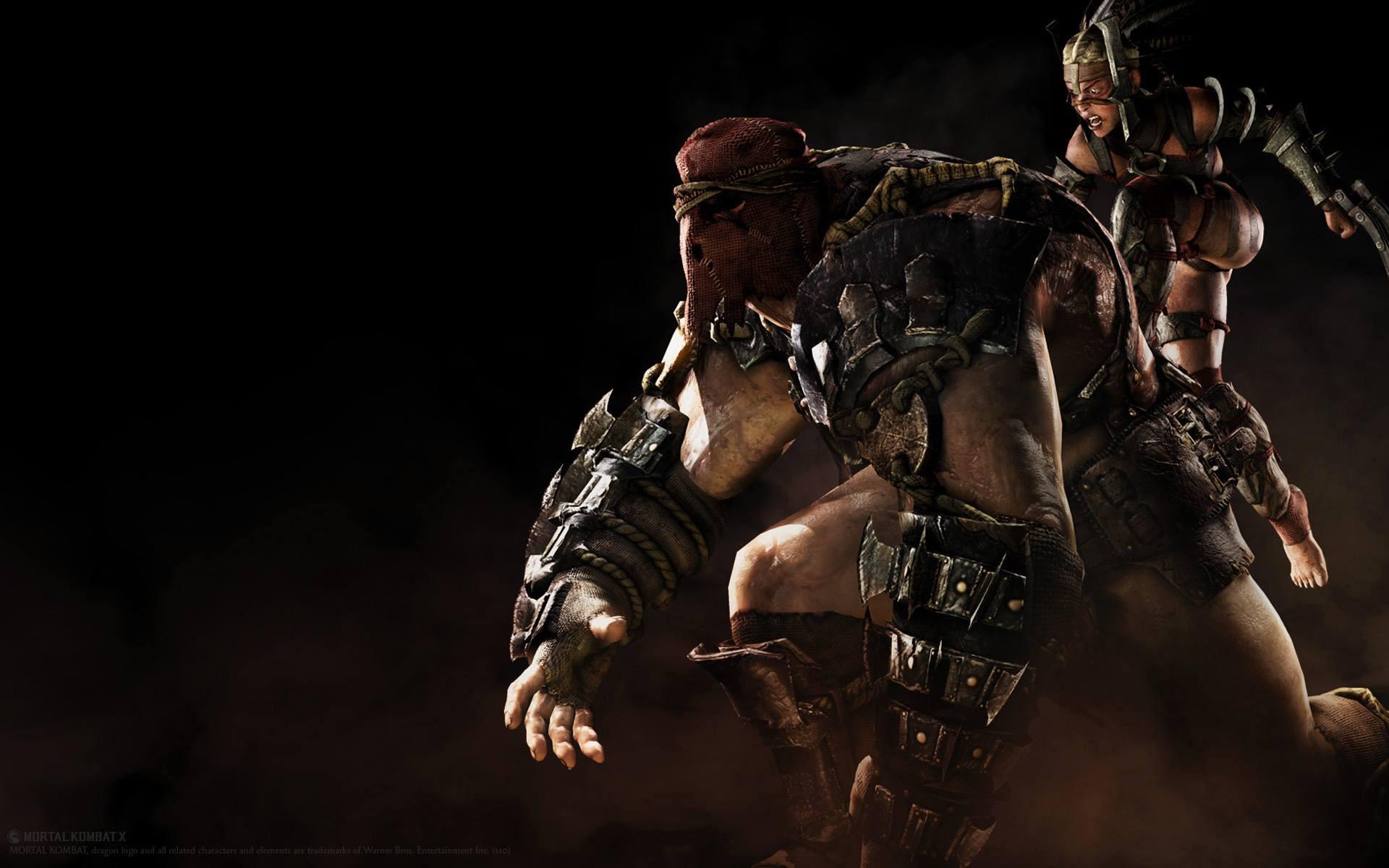 Арт к игре Mortal Kombat X