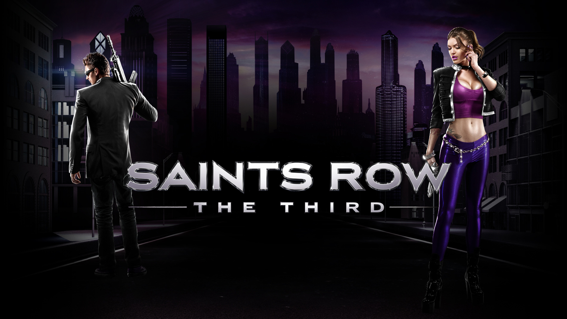 ��� � ���� Saints Row: The Third