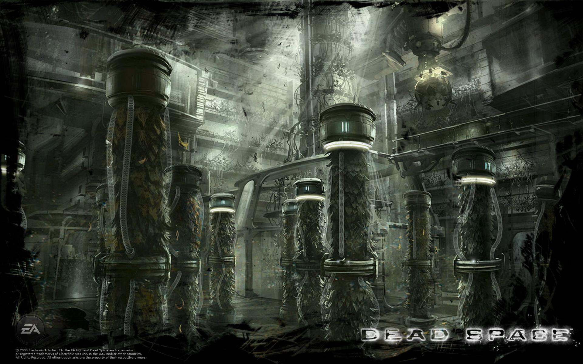 Арт к игре Dead Space