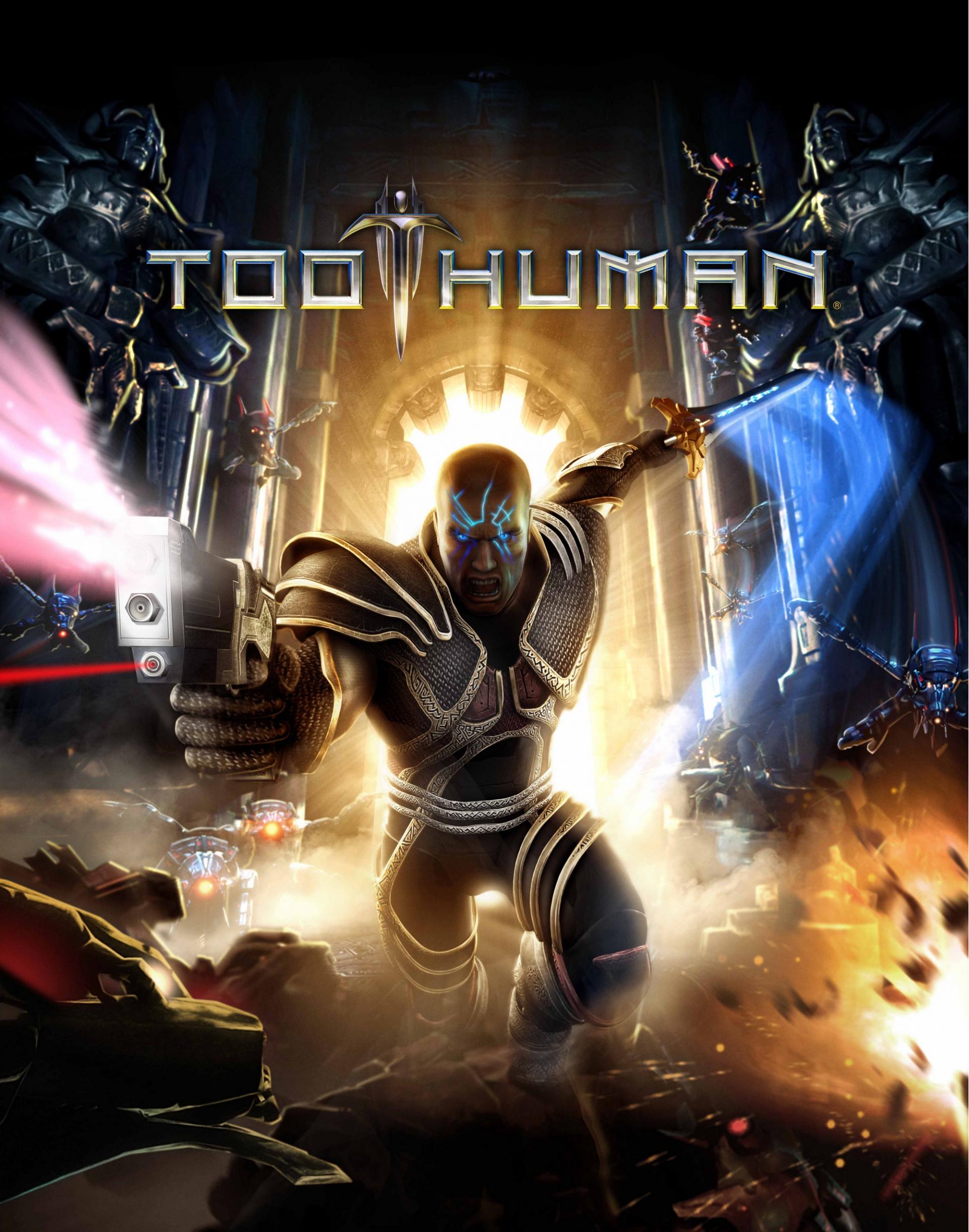 Арт к игре Too Human