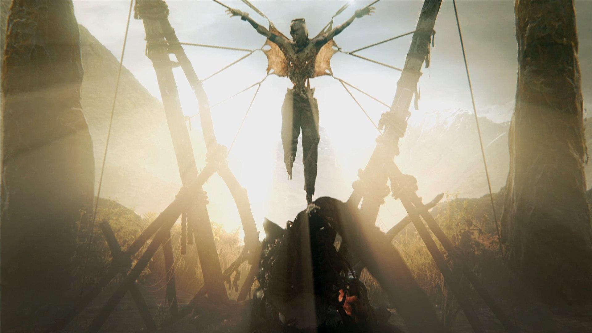 Арт к игре Hellblade: Senua's Sacrifice