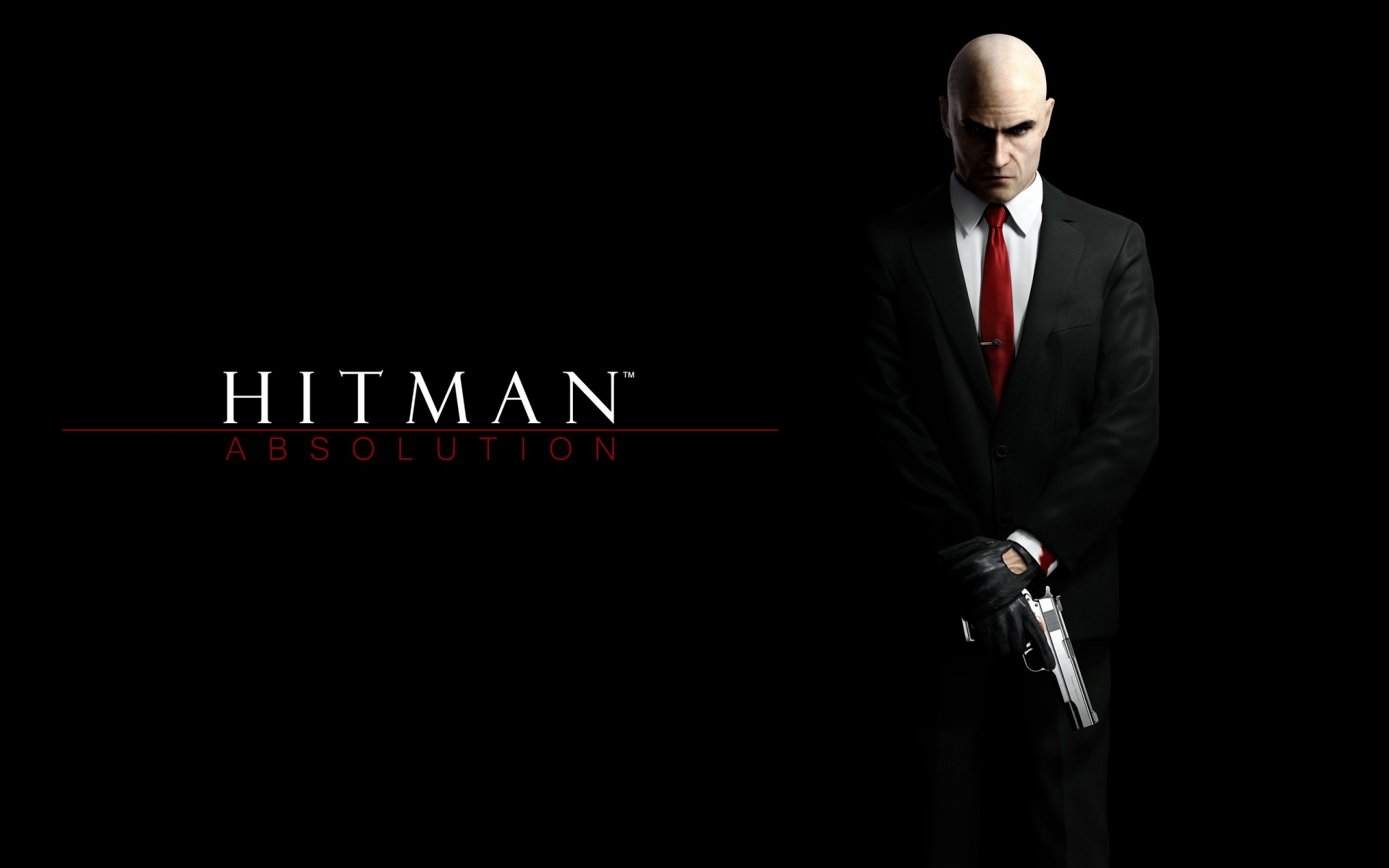 Арт к игре Hitman: Absolution