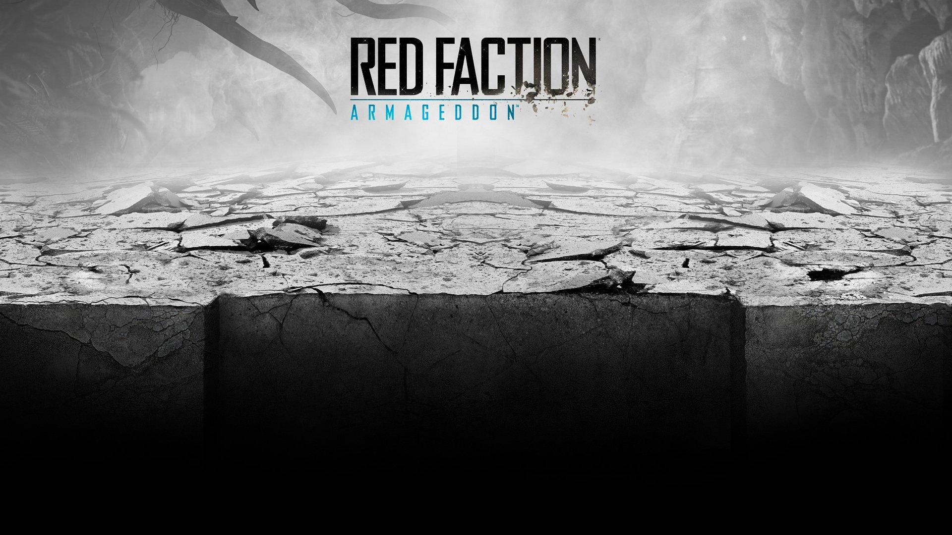 Арт к игре Red Faction: Armageddon