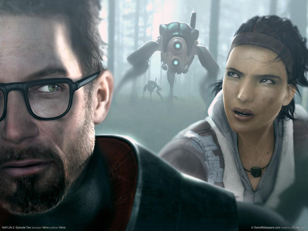 Арт к игре Half-Life 2: Episode Two