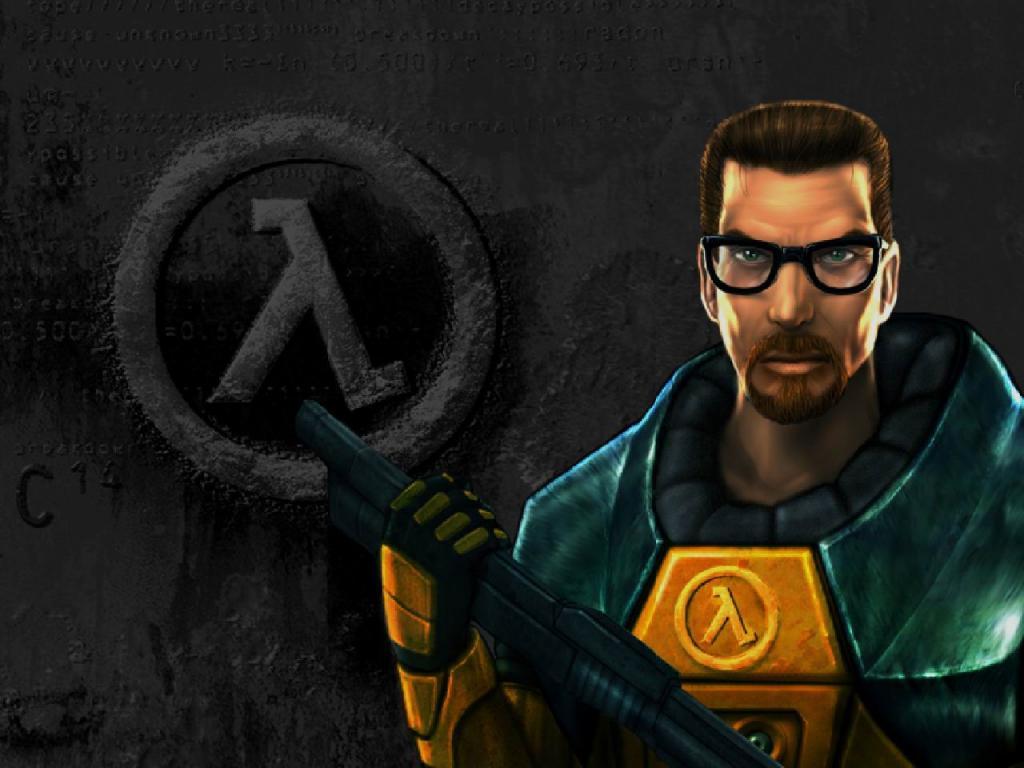 Арт к игре Half-Life