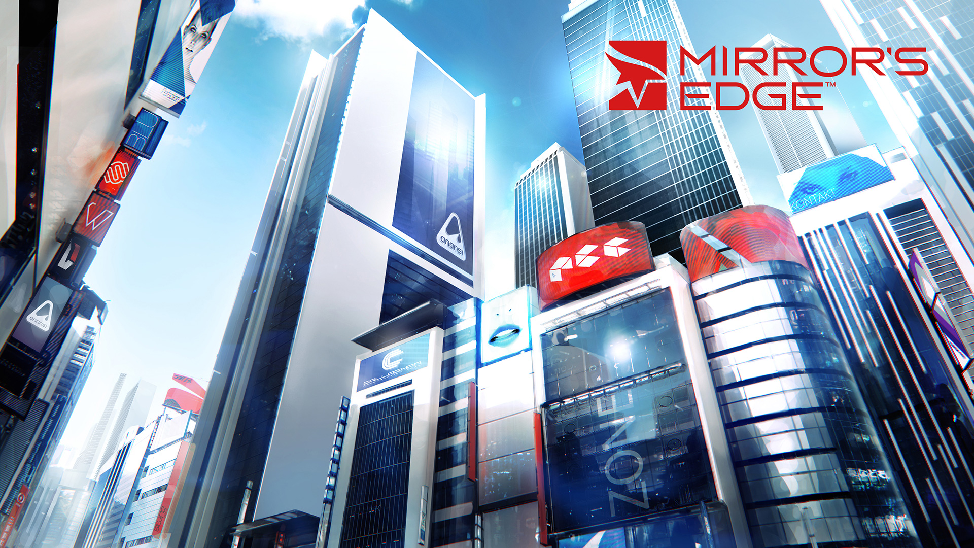 Арт к игре Mirror's Edge: Catalyst